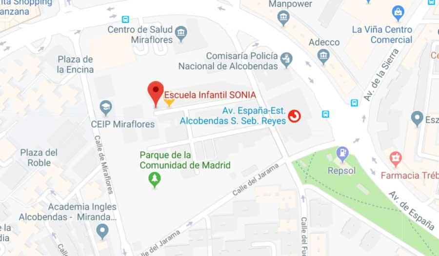 Calle Fayón 34, 28100 Alcobendas MADRID